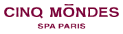 cinq mondes logo spa paris